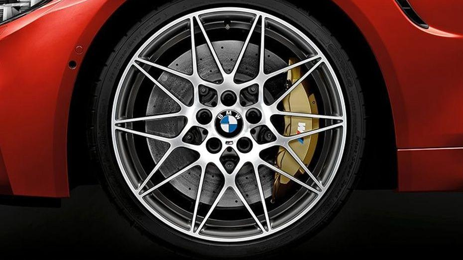 BMW M4 Coupe 2019 Exterior 012