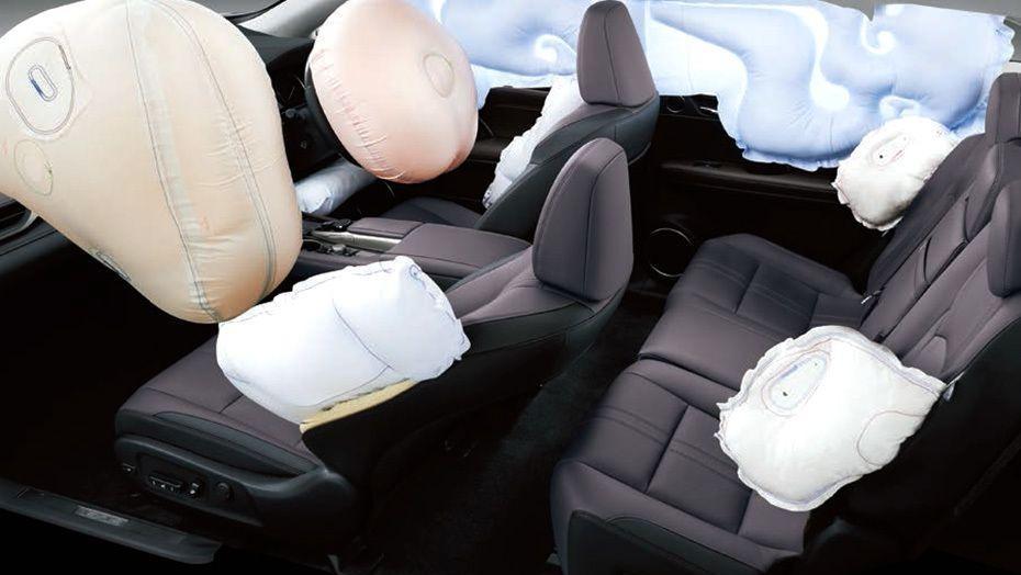 Lexus RX 2019 Interior 005