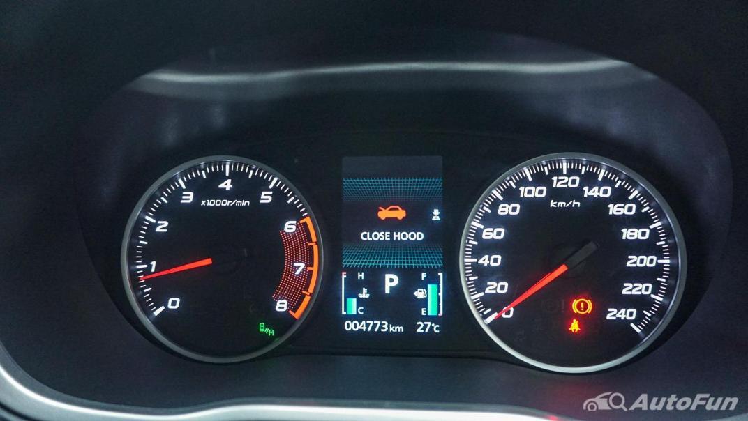 Mitsubishi Eclipse Cross 1.5L Interior 007