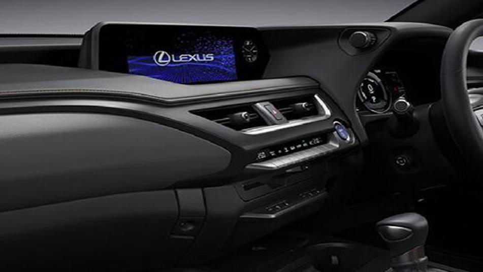 Lexus UX 2019 Interior 004