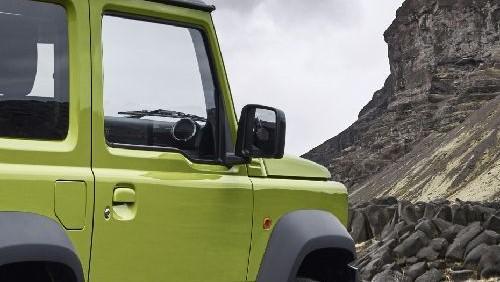 Suzuki Jimny 2019 Exterior 004