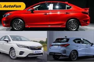 Komparasi Konsumsi Bahan Bakar Honda City 2021: Turbo vs NA vs Hybrid