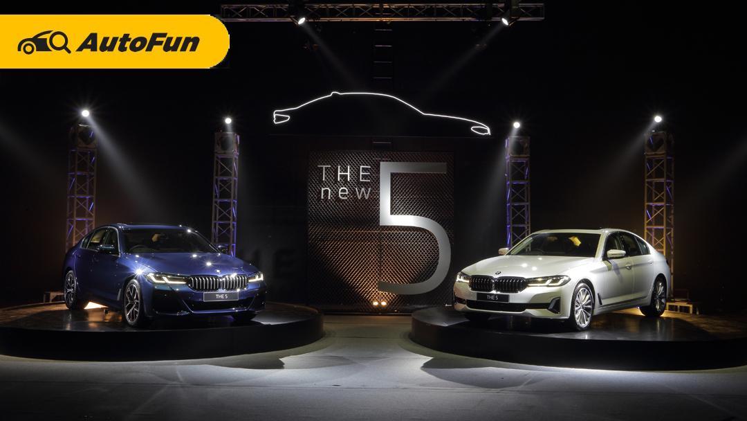 BMW Seri 5, Sedan Bisnis Tersukses Yang Kini Buatan Indonesia 01