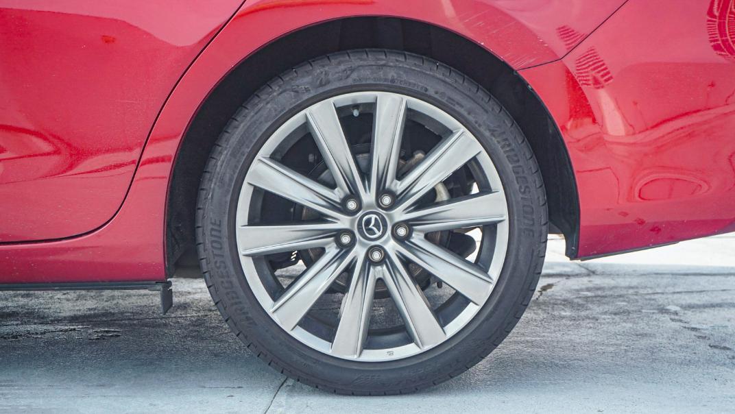 Mazda 6 Elite Estate Exterior 051