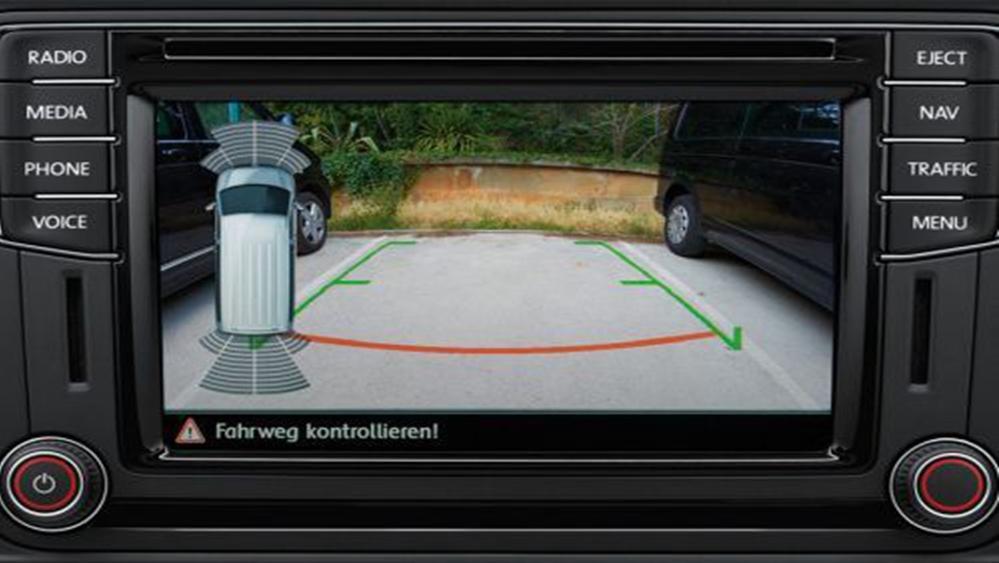 Volkswagen Caravelle 2019 Interior 011