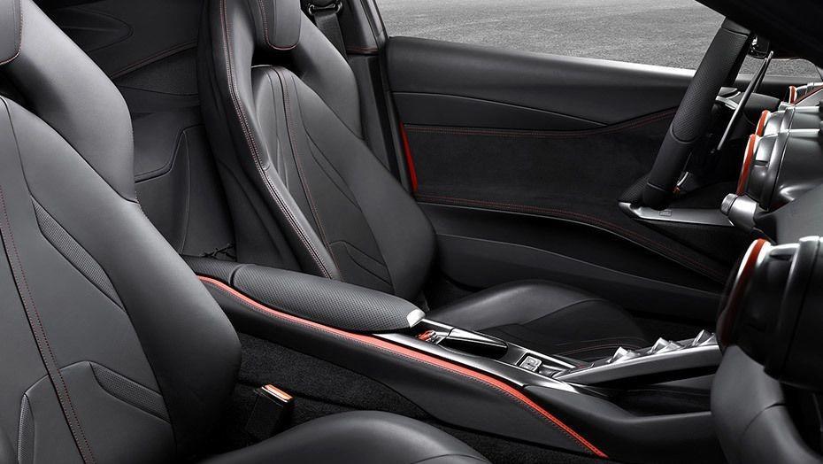 Ferrari 812 Superfast 2019 Interior 010