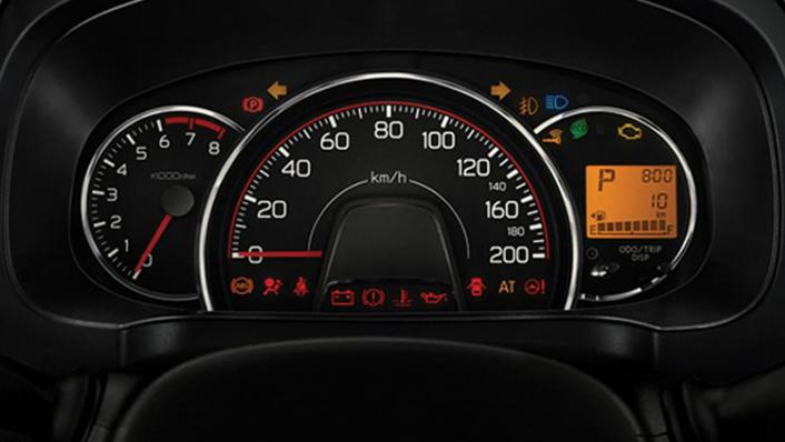 2021 Toyota Agya 1.2 GR Sport A/T Interior 003