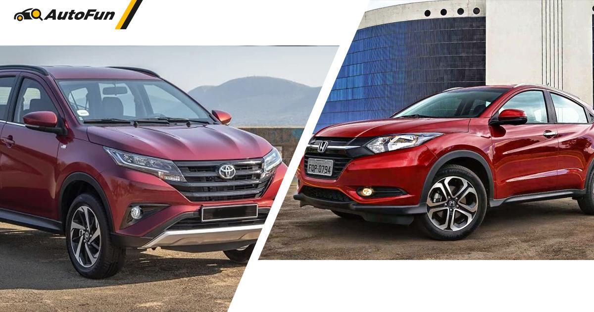 Jangan Bingung, Ini Perbedaan Crossover dan SUV yang Bisa Kita Pahami Dengan Mudah 01