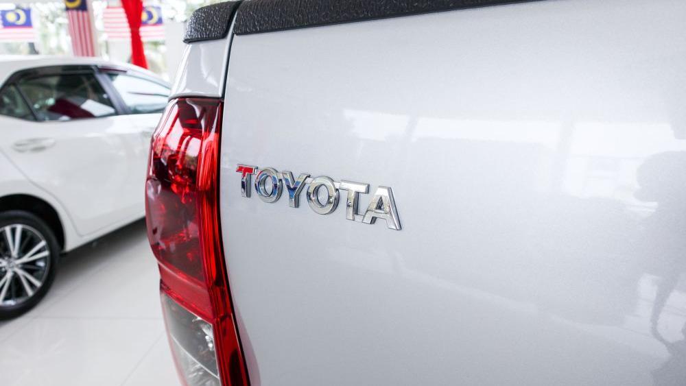 Toyota Hilux 2019 Exterior 014