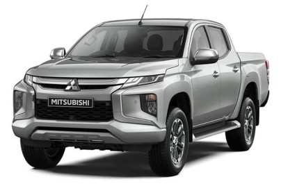 Mitsubishi Triton Ultimate AT Double Cab 4WD