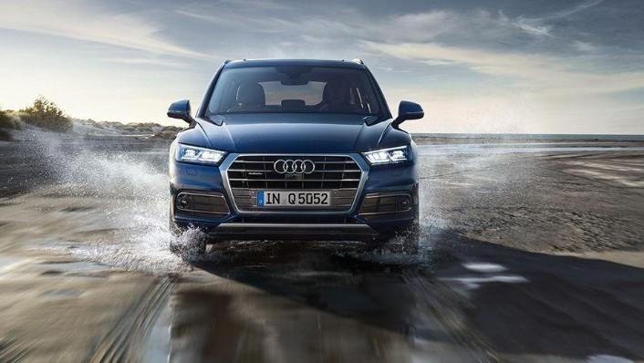 Audi Q5 2019 Exterior 004