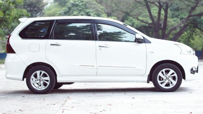 Toyota Avanza Veloz 1.3 MT Exterior 006