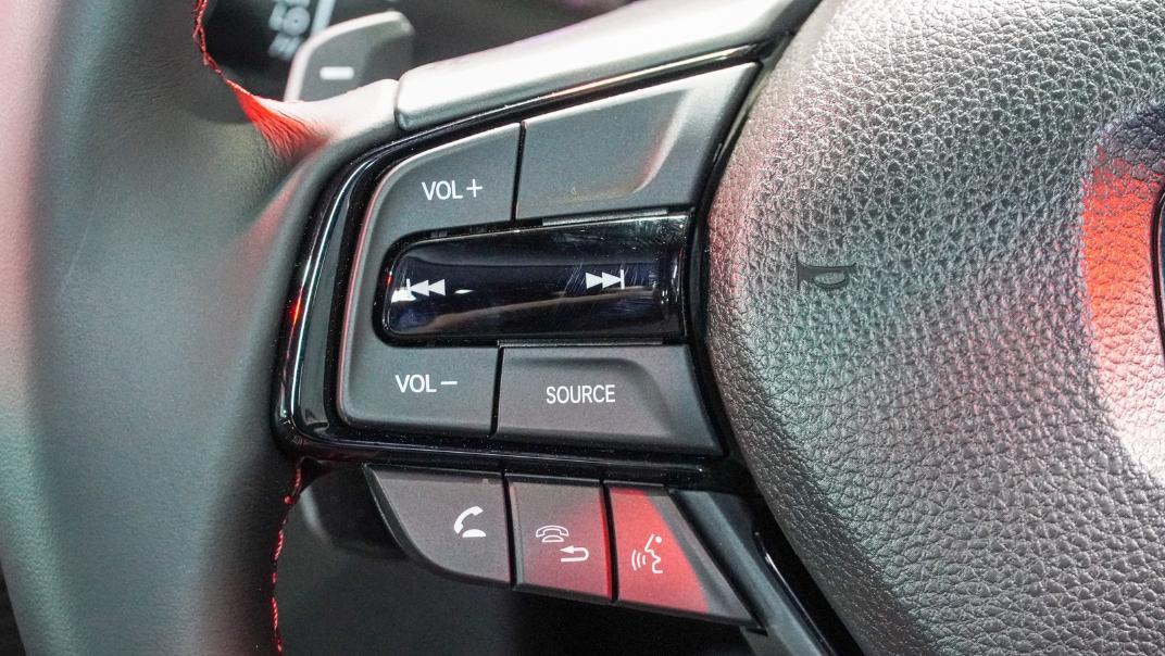 2021 Honda City Hatchback International Version Interior 015