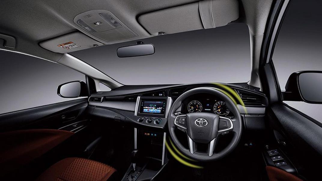 2020 Toyota Kijang Innova 2.0 V A/T Interior 002