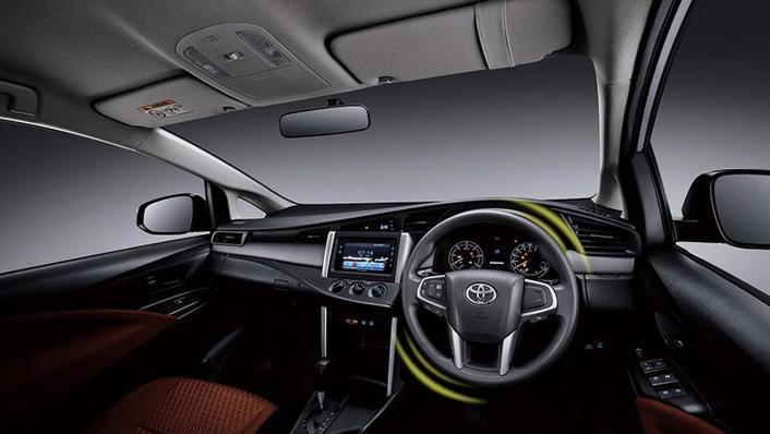 2020 Toyota Kijang Innova 2.0 VA/T Interior 002