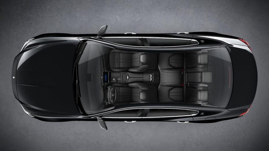 Maserati Quattroporte 2019 Interior 028