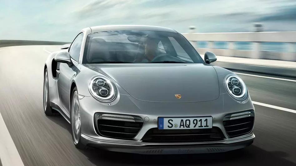 Porsche 911 2019 Exterior 073