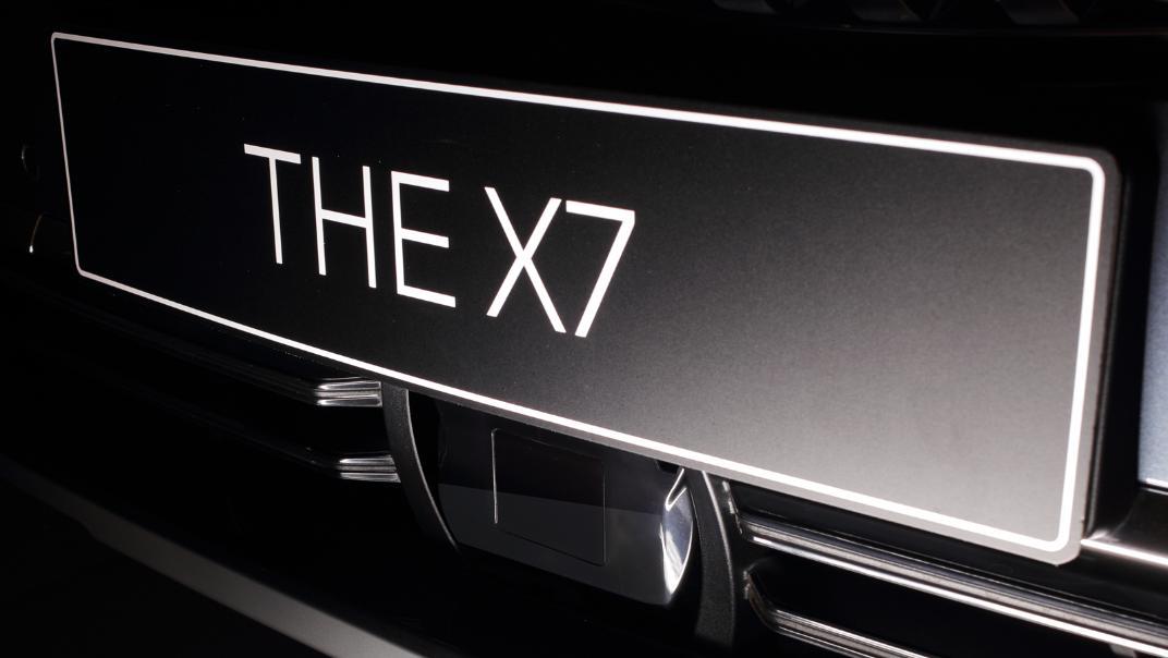 2021 BMW X7 xDrive40i Opulence Exterior 015