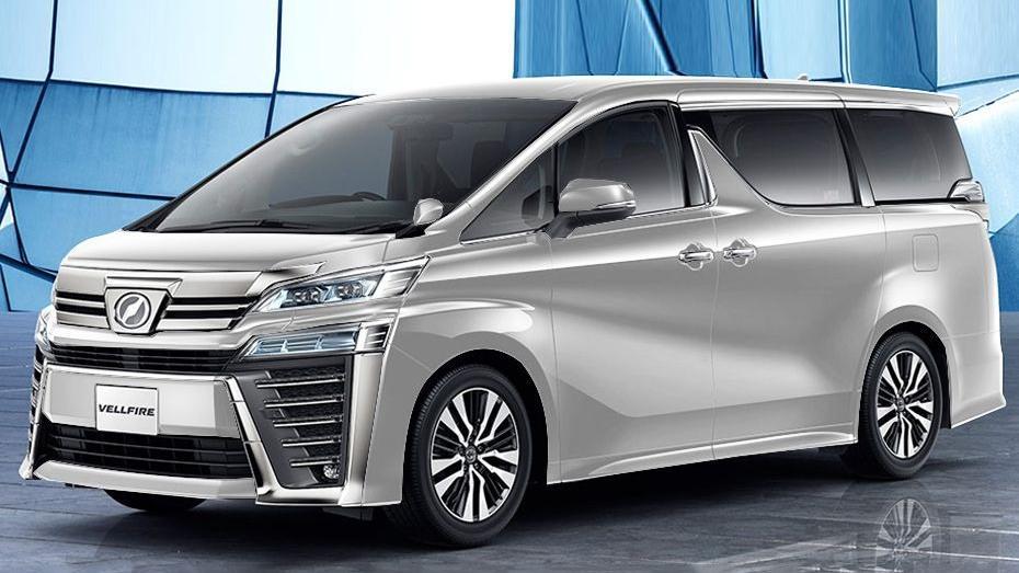 Toyota Vellfire 2019 Others 001