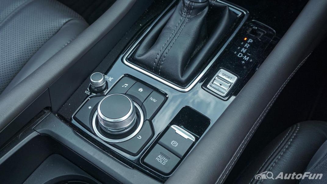 Mazda 6 Elite Estate Interior 038