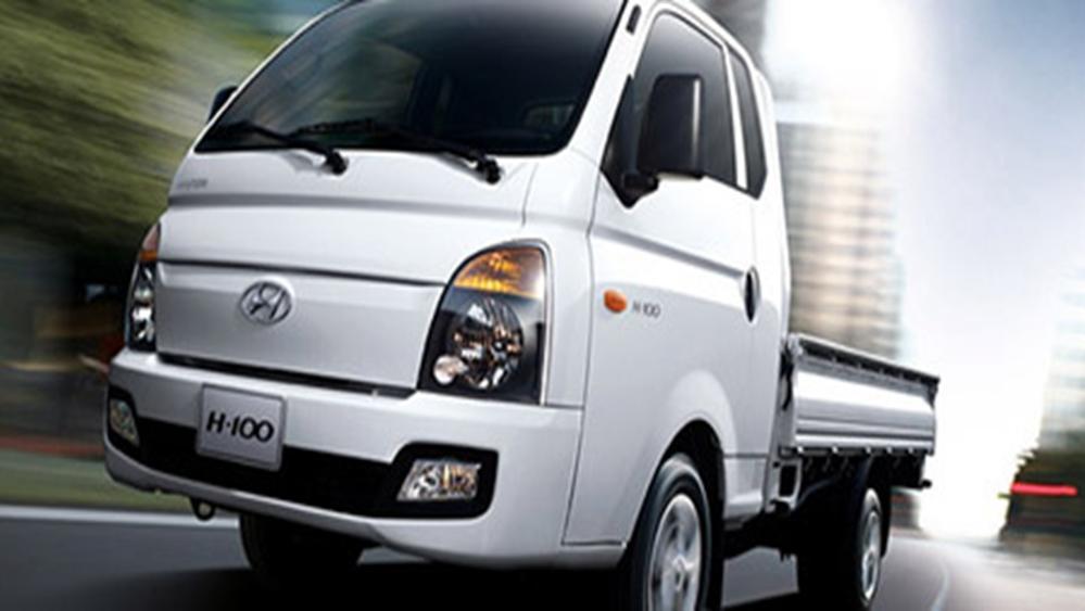 Hyundai H100 2019 Exterior 002