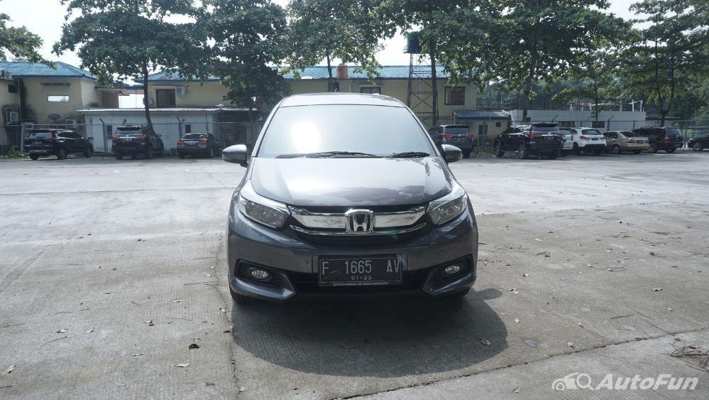 Honda Mobilio E CVT Exterior 004