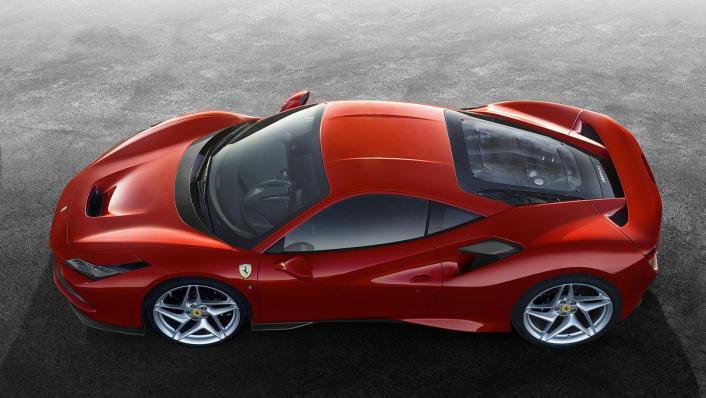 Ferrari F8 Tributo 2019 Exterior 008