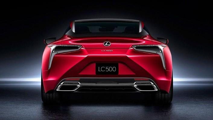 Lexus LC 2019 Exterior 005