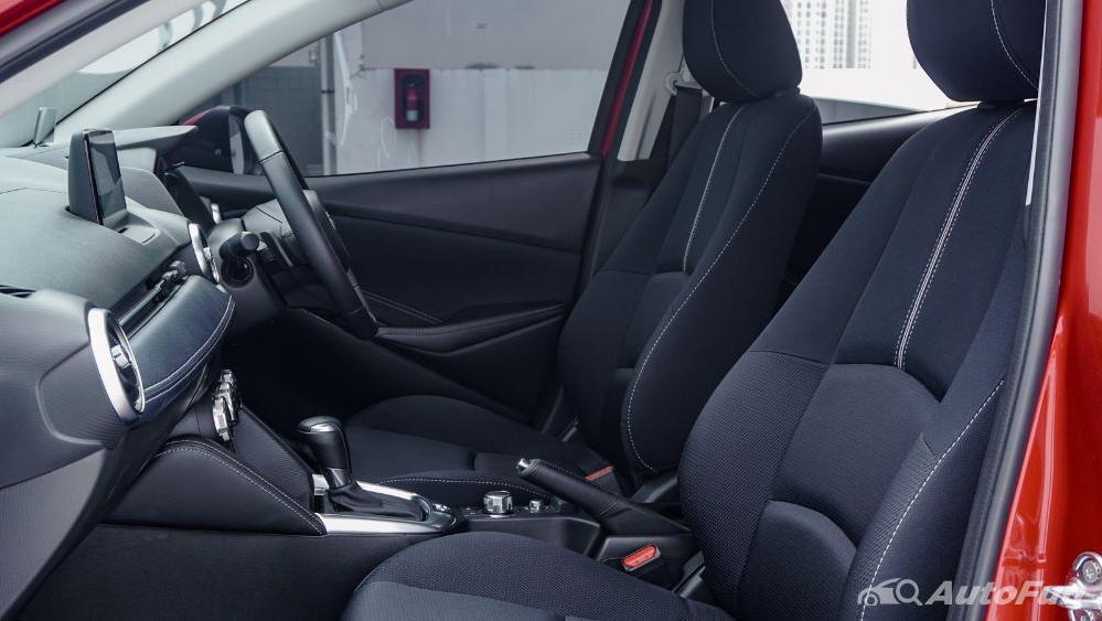 Mazda 2 GT AT Interior 062