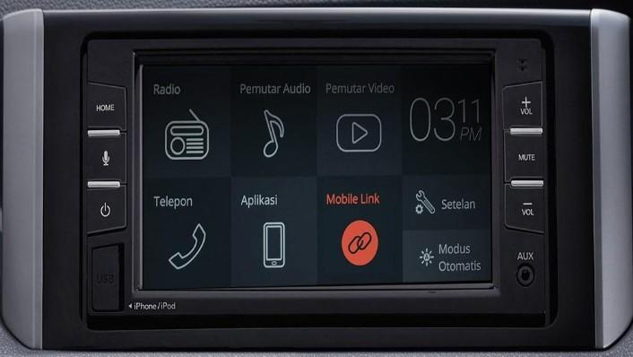 Nissan Livina 2019 Interior 003