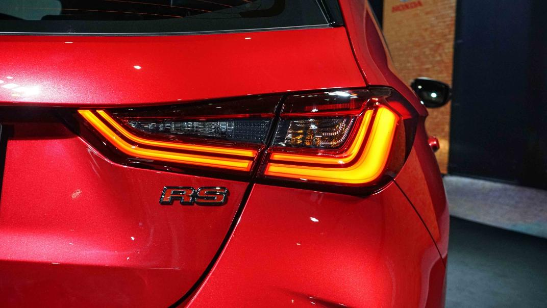 2021 Honda City Hatchback International Version Exterior 097