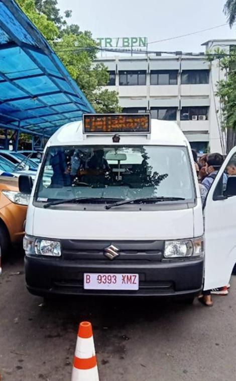 Siap Kembali Jadi Raja Angkot, New Suzuki Carry Untuk JakLingko Dipasangi AC 02
