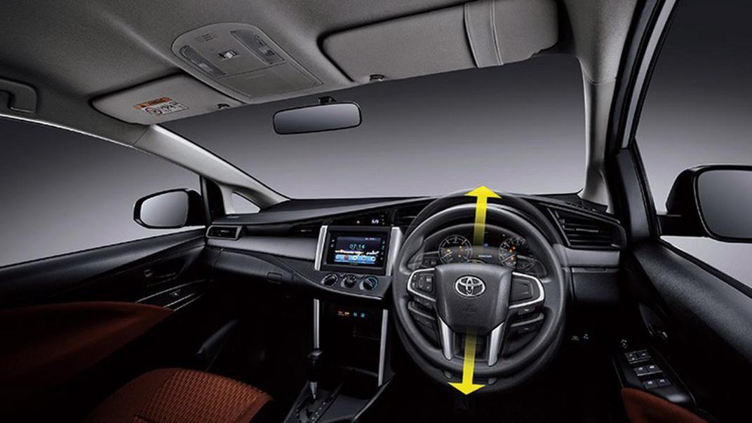 2020 Toyota Kijang Innova 2.0 V A/T Interior 003