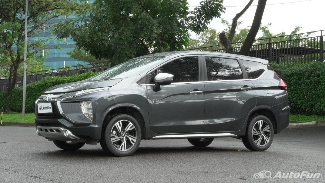 2020 Mitsubishi Xpander Ultimate A/T Exterior 010