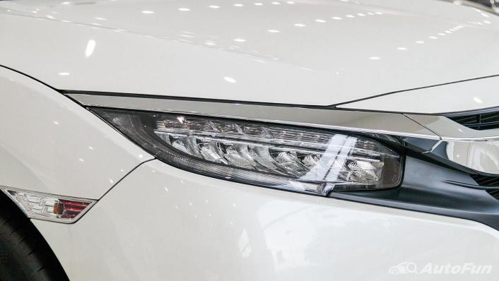 Honda Civic 2019 Exterior 005