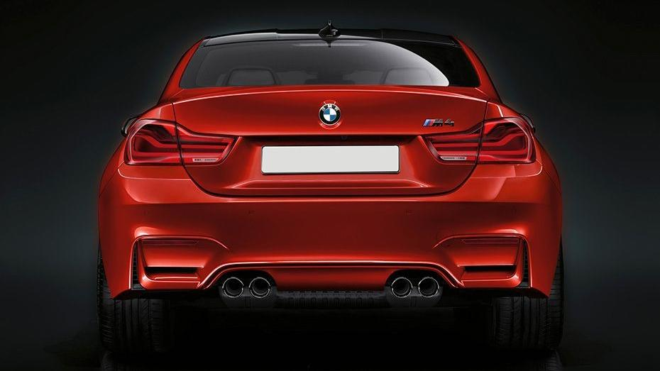 BMW M4 Coupe 2019 Exterior 004
