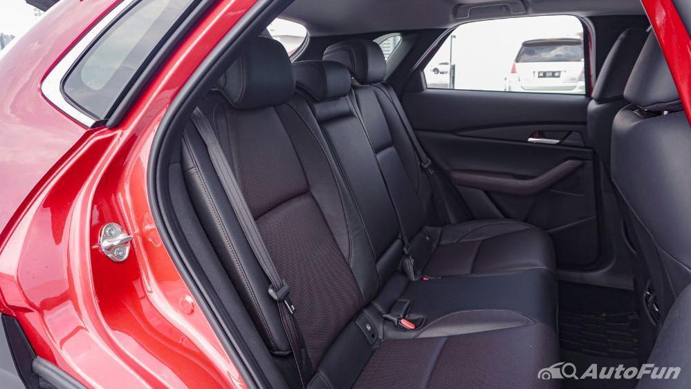 Mazda CX 30 GT Interior 007