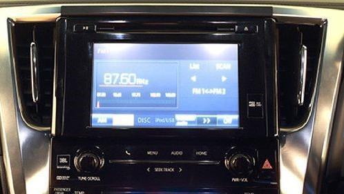 Toyota Alphard 2019 Interior 006