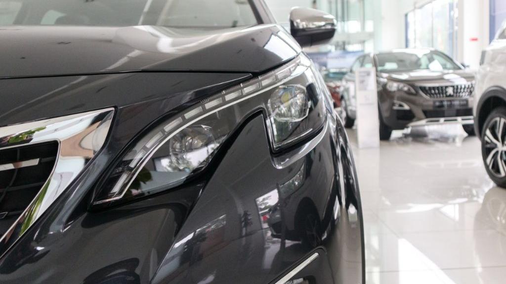 Peugeot 5008 2019 Exterior 006