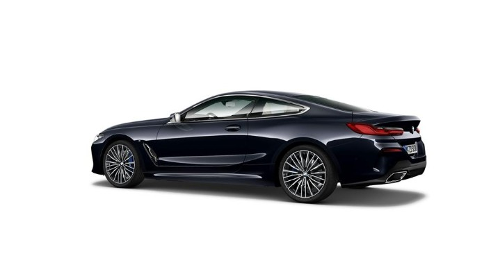BMW 8 Series Coupe 2019 Exterior 003