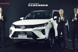 Line Up Lengkap Toyota Fortuner 2021 Hadir di India, Kenapa di Indonesia Tidak Ada Legender