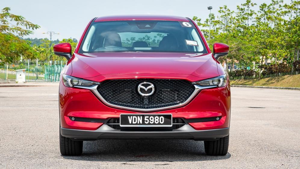 Mazda CX 5 2019 Exterior 009