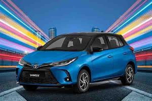 Toyota New Yaris Facelift Resmi Mengaspal, Punya Lampu LED Sipit dan ADAS!