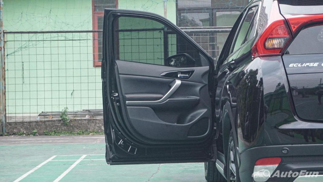 Mitsubishi Eclipse Cross 1.5L Interior 078