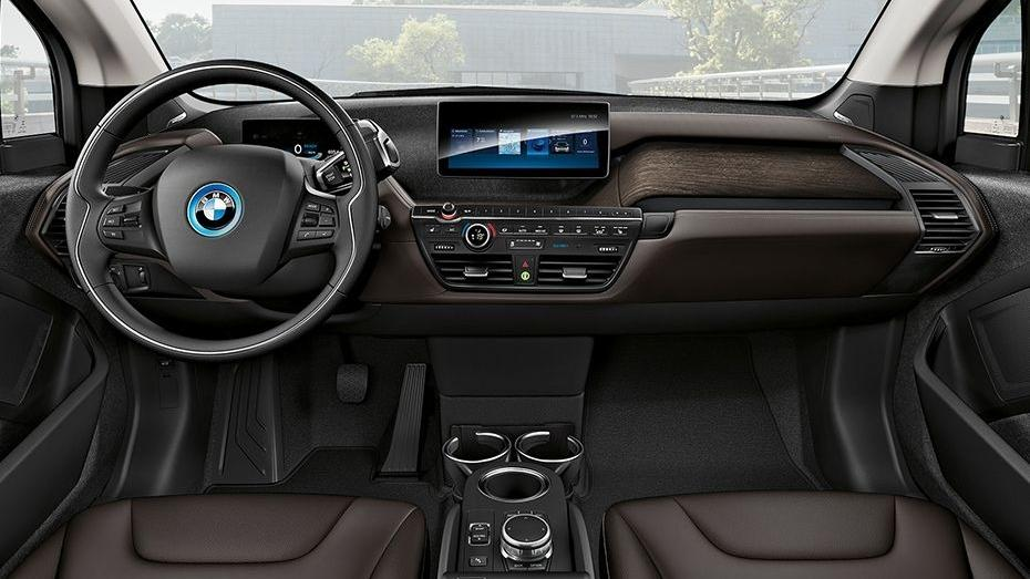 BMW I3s 2019 Interior 001
