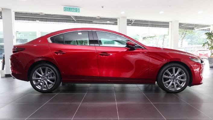 Mazda 3 2019 Exterior 002