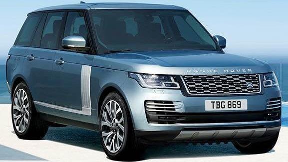 Land Rover Range Rover 2019 Exterior 003