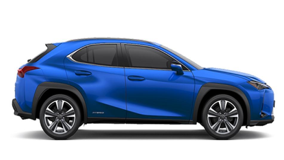 Lexus UX 2019 Exterior 010