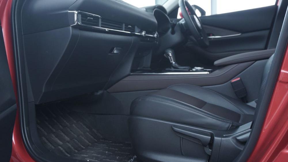 Mazda CX 30 GT Interior 012