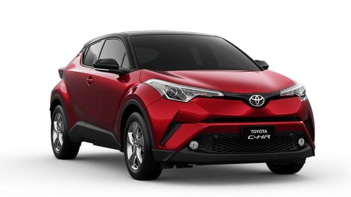 Toyota CHR 2019 Exterior 010
